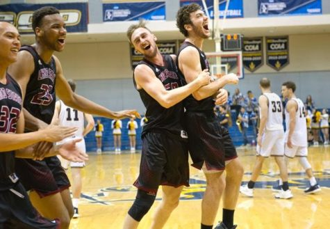 Men's basketball team holds promise this season