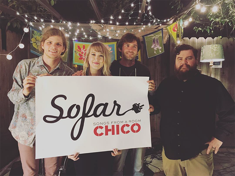 Sofar Sounds Chico