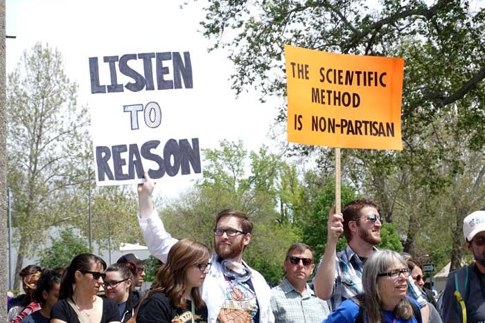 #MarchforScience still had its problems