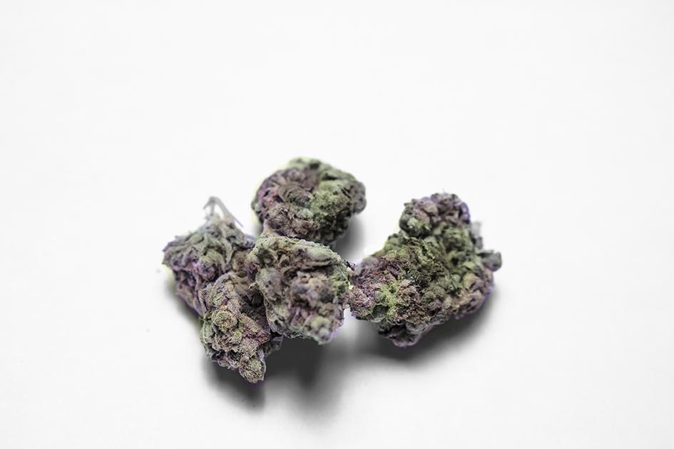 7 shades of cannabis
