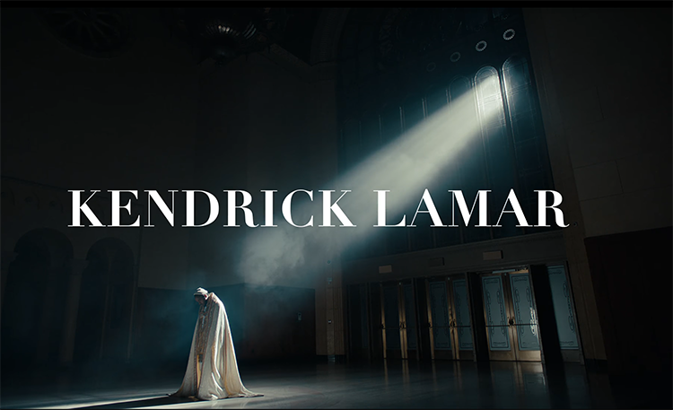 Kendrick+Lamar+dressed+as+a+priest+in+the+opening+scene+of+%22Humble.%22+Photo+credit%3A+Screenshot+from+Kendrick+Lamar%27s+%22Humble%22+%28C%29+2017+Aftermath%2FInterscope
