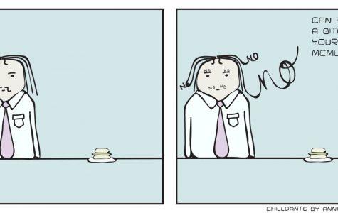 Comic: Egg McMuffin