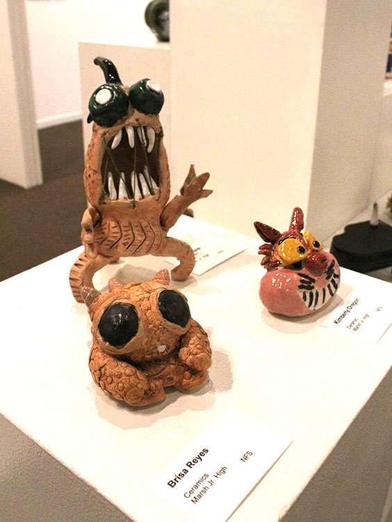 Creative Fusion spotlights young artists