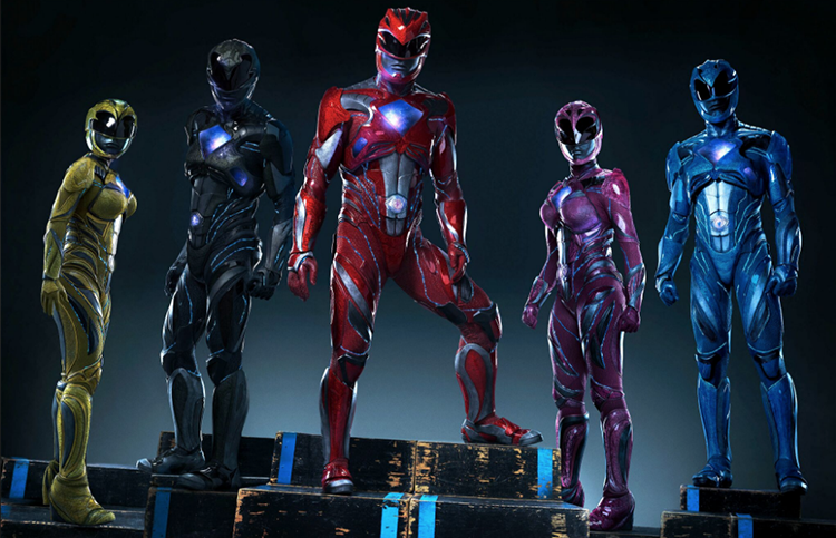 'Power Rangers' needs help morphing into the 21st Century