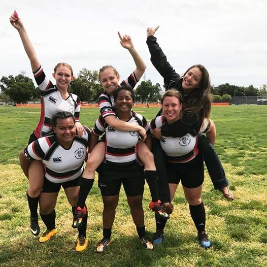 Women's rugby seniors Photo credit: Jordan Jarrell