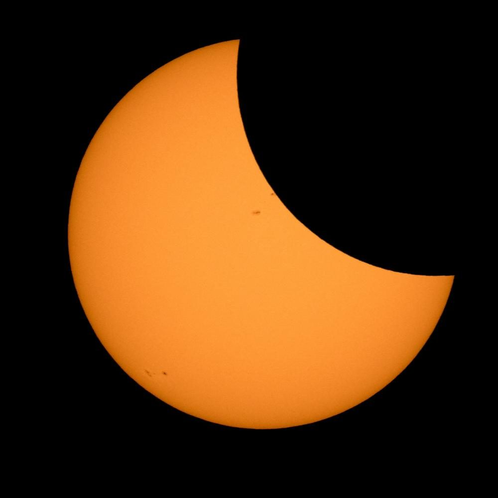 Chico State hosts solar eclipse viewing party