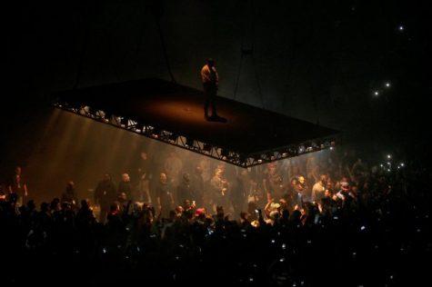 Kanye West Concert Oakland