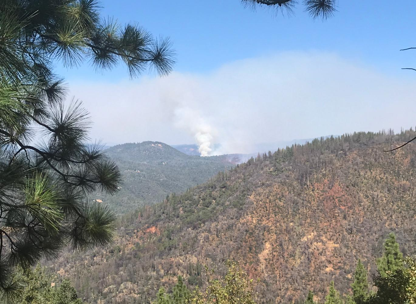 Ponderosa Fire declared local emergency by county official
