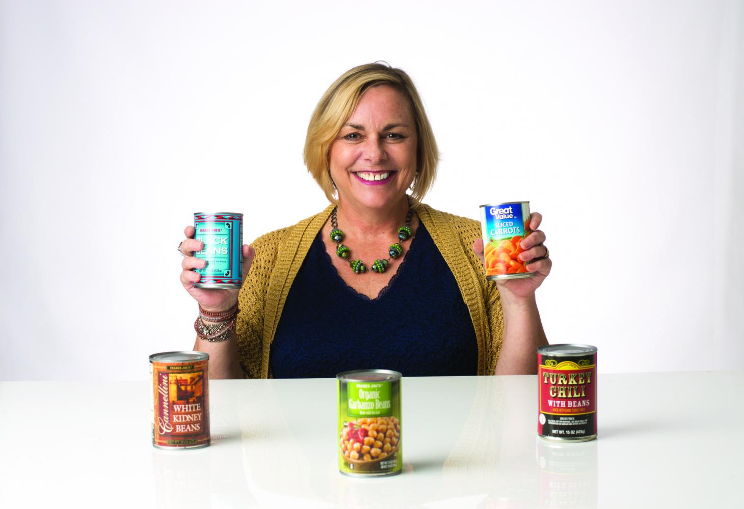 The woman behind the Hungry Wildcat Food Pantry