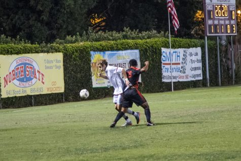 Men's soccer team clinches CCAA tournament