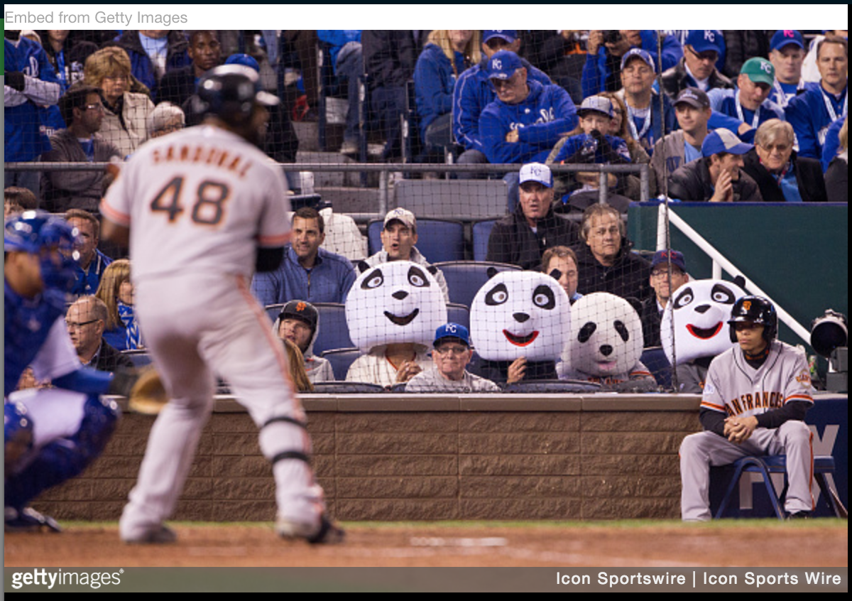 The Panda Returns