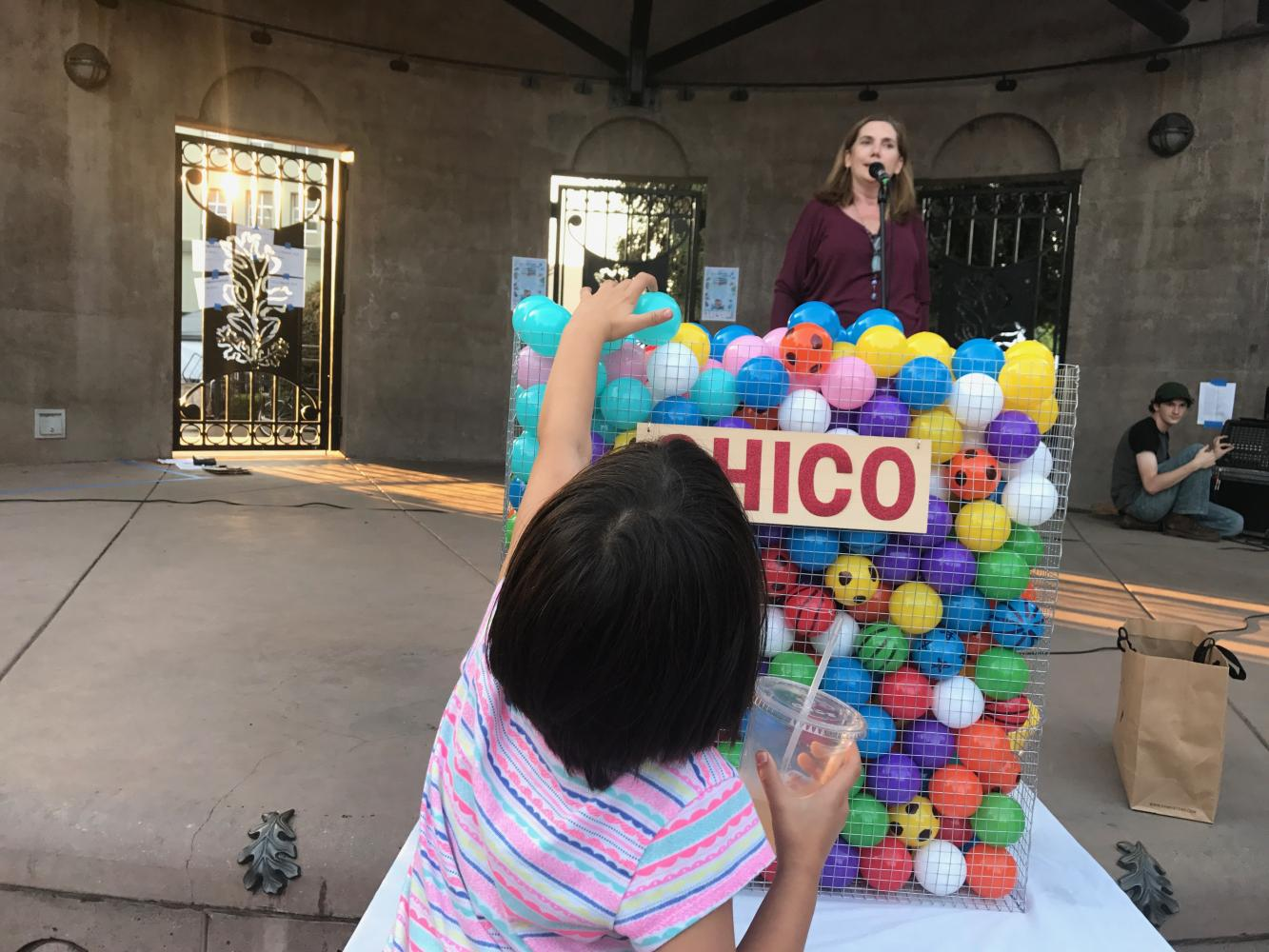 The Chico community unites with a common goal; Depolarizing Chico