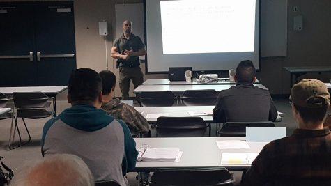Chico Police academy recruits locals