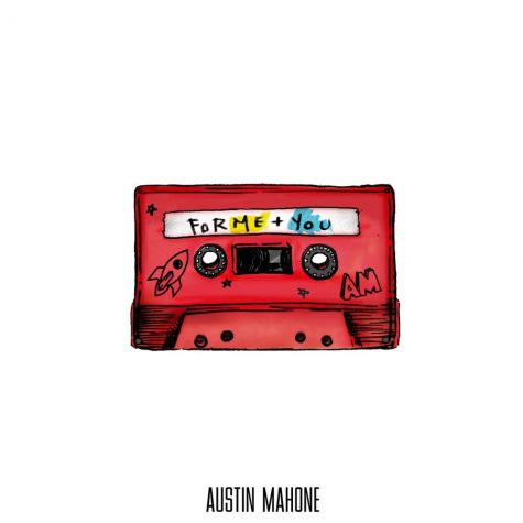 Austin Mahone introduced a mixtape 'For Me + You'