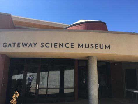 The museum is now to visit the new exhibits. Photo credit: Luke Dennison