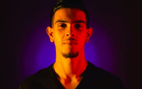 Inside Chico State's up-and-coming Latino reggaeton artist: Chuma
