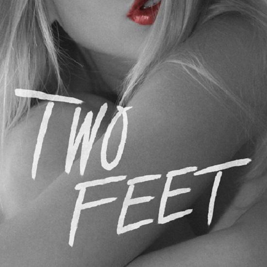 Album art for Two Feet  Image courtesy of stereofox.xom