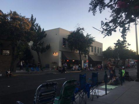 3rd street spectators