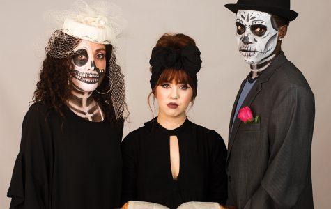 Creepin' it real: Makeup artist Liz Dryden masters monstrous makeup
