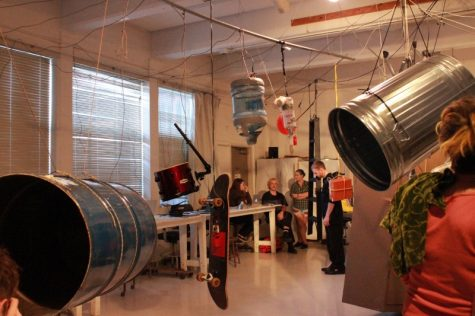 Center for Design Control: A gym for creative muscles