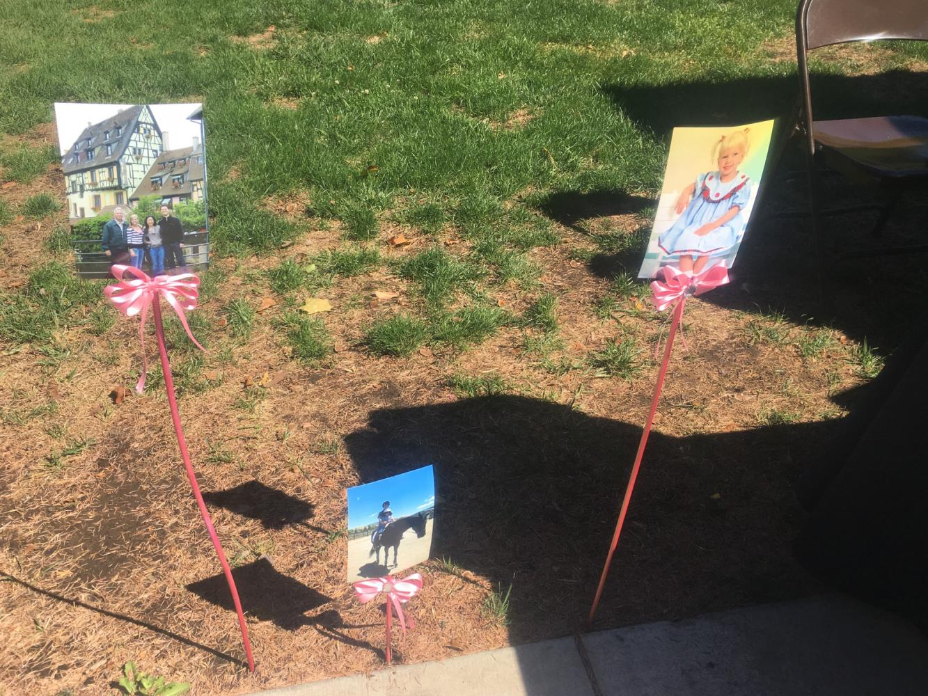 The life of Kristina Chesterman was spotlighted at the event. Photo credit: Natalie Hanson