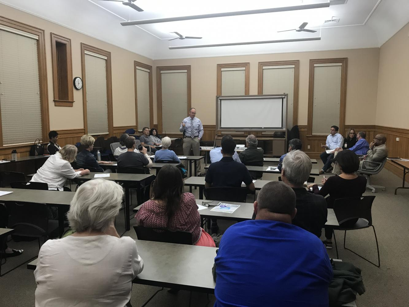 Chico Police Advisory Board discusses youth related issues