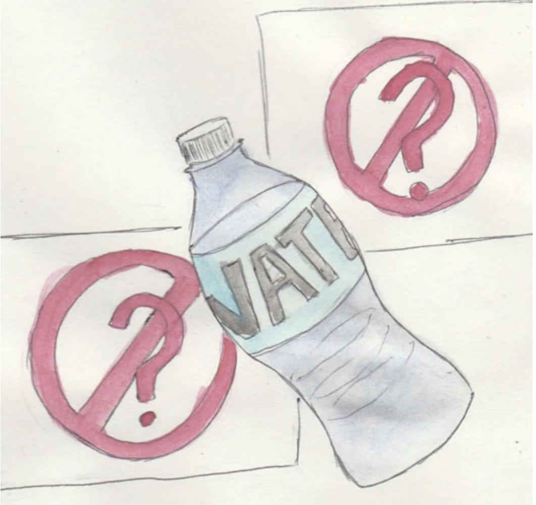 Associated Students votes on the sale of water bottles on campus