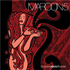 Maroon 5's album artwork for