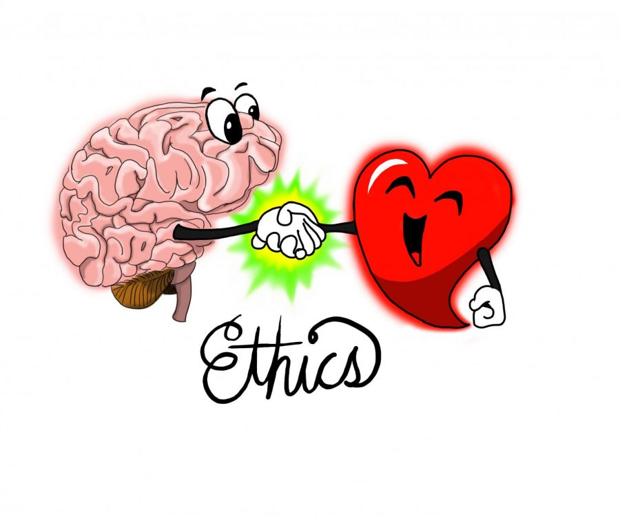 To be ethical and socially responsible is to care and think smart. Photo credit: Jaime Munoz