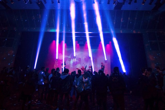 Associated Student Productions brings concerts back to the BMU
