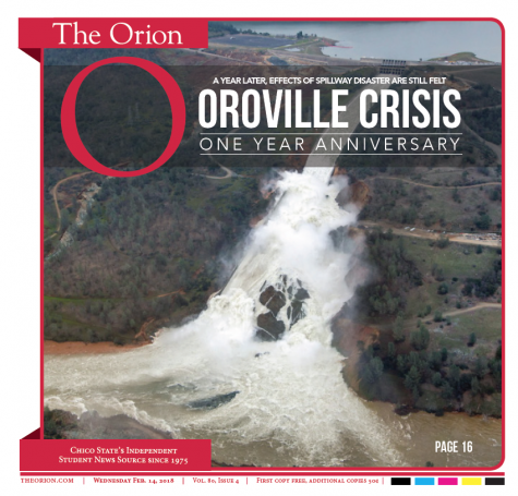 The Orion Vol. 76, Issue 2