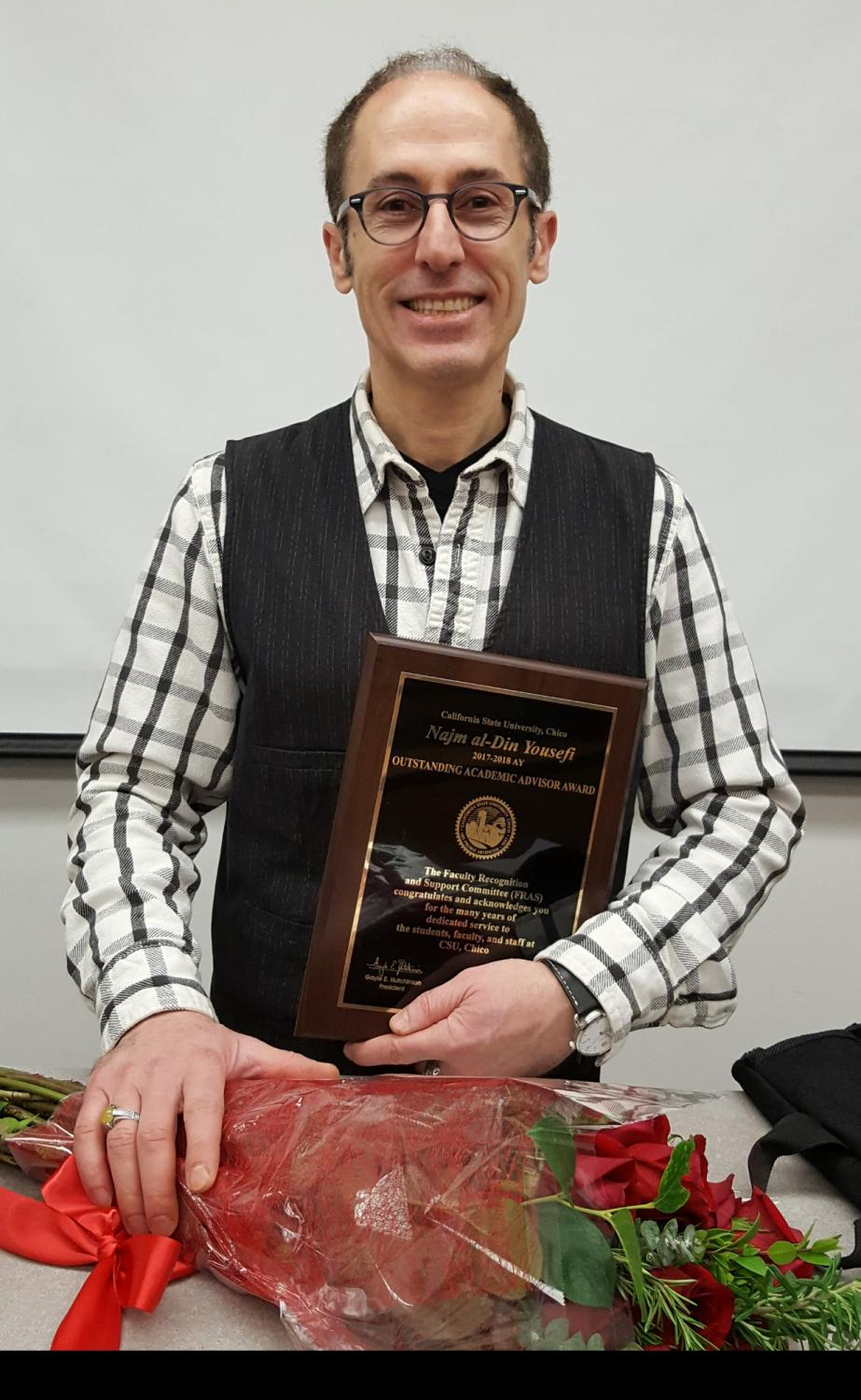 Instructors, alumni receive awards for outstanding teaching