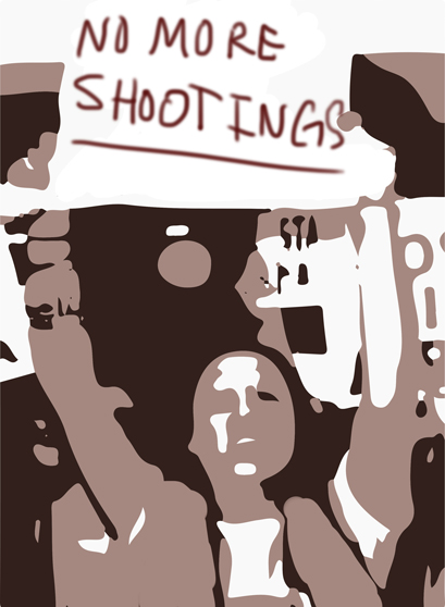 Student activists protest mass shootings, spark change