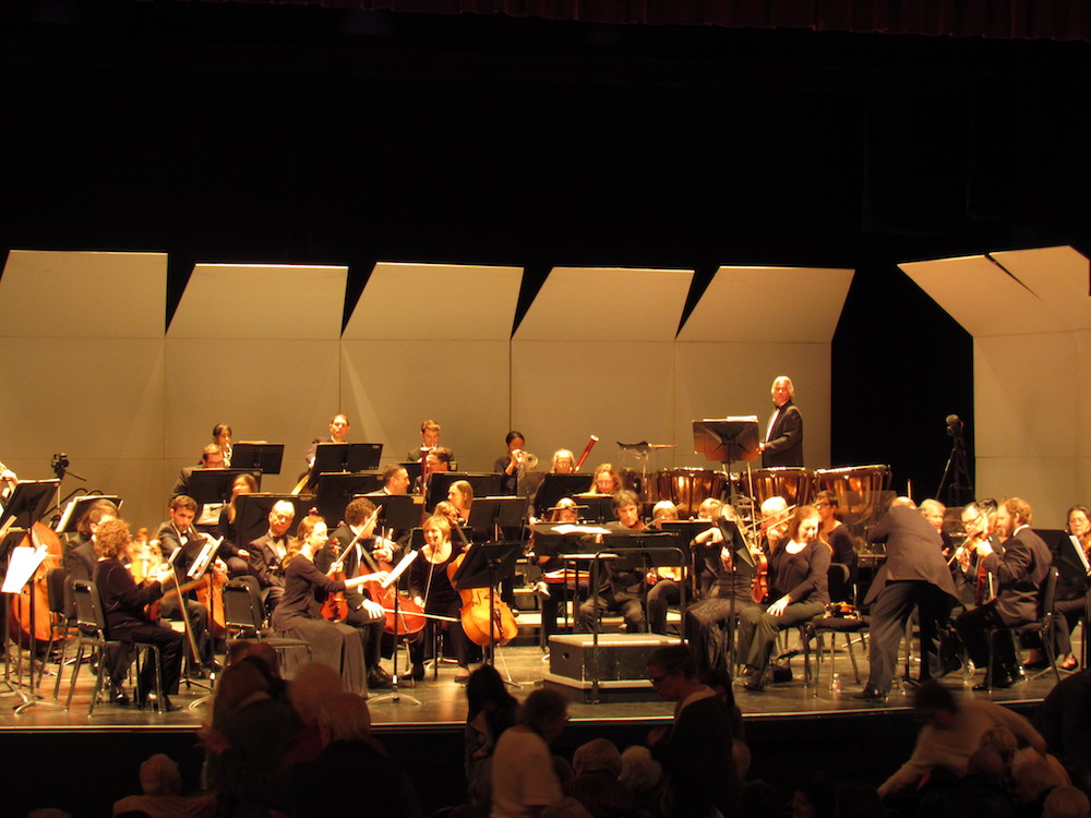 The North State Symphony returned to Laxson for a selection of Vienna-styled compositions.