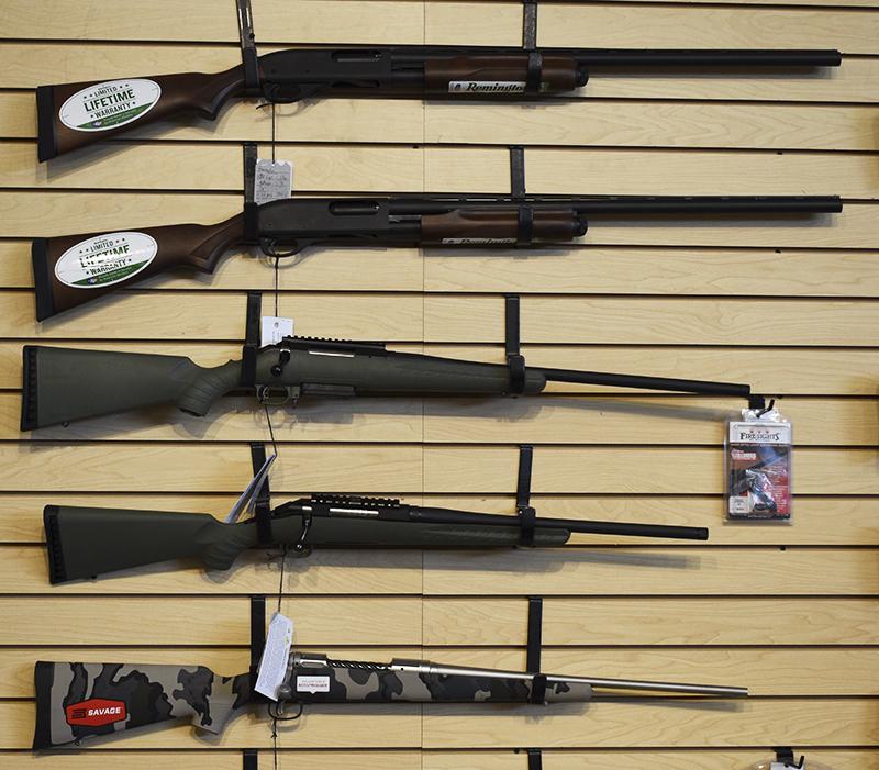 Chico gun stores