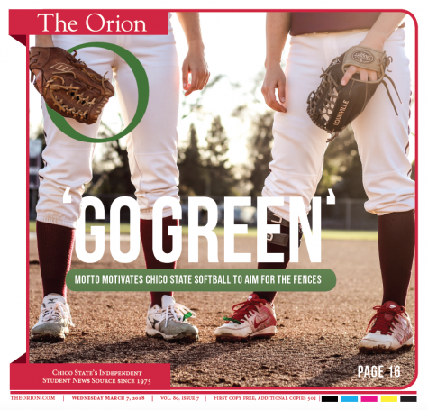 The Orion Volume 80 Issue 7