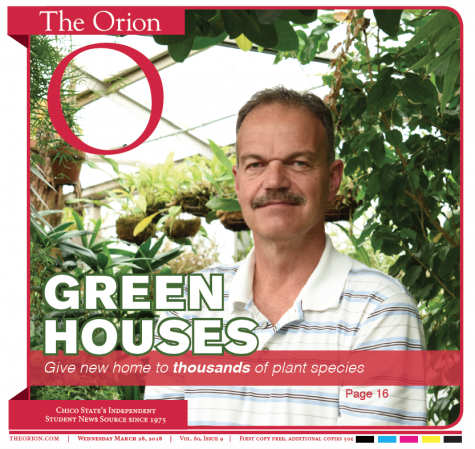 The Orion Volume 80 Issue 9