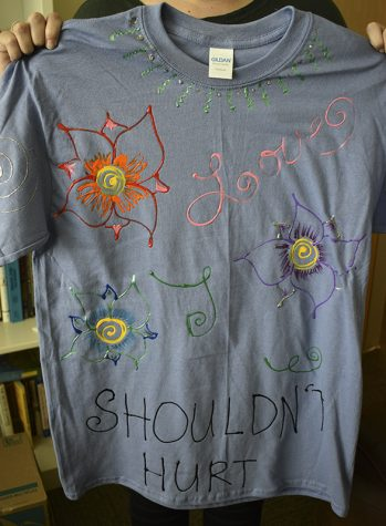 Chico State's 'Clothesline Project' provides artistic outlet for sexual assault awareness