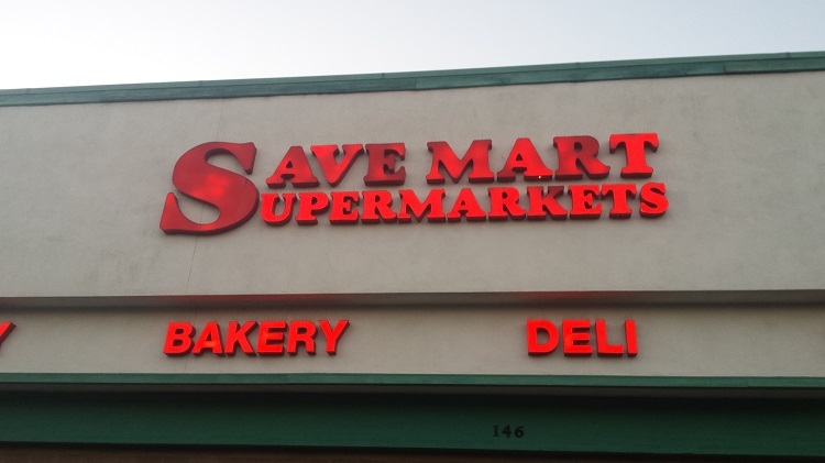 The Save Mart on East Avenue where the incident occured. Photo credit: Josh Cozine