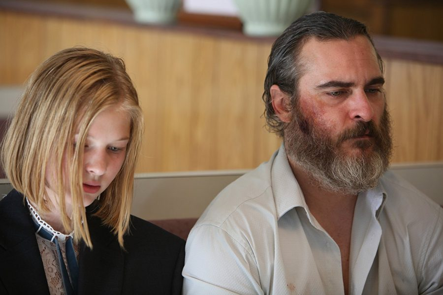 Ekaterina Samsonov and Joaquin Phoenix star as Nina and Joe in