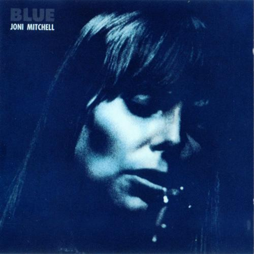 The cover of Joni Mitchell's album