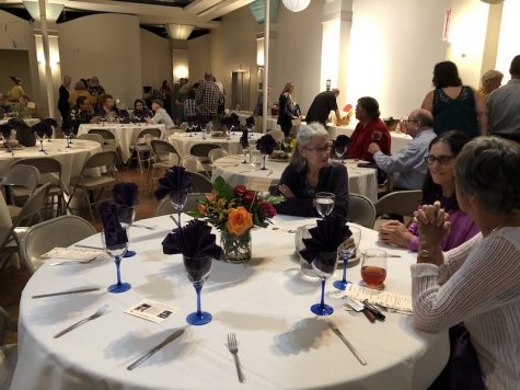 The Arc Pavillion hosted the 43rd anniversary dinner and awards gala for the Butte Environmental Council. Photo credit: Natalie Hanson