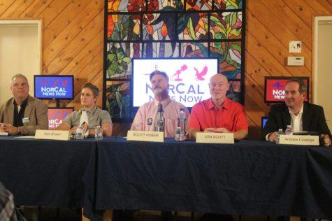 Left to Right: Rich Ober, Alex Brown, Scott Huber, Jon Scott, Andrew Coolidge Photo credit: Ricardo Tovar