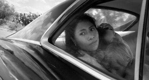 """Roma"" has been nominated for a variety of Academy Awards, including Best Picture."