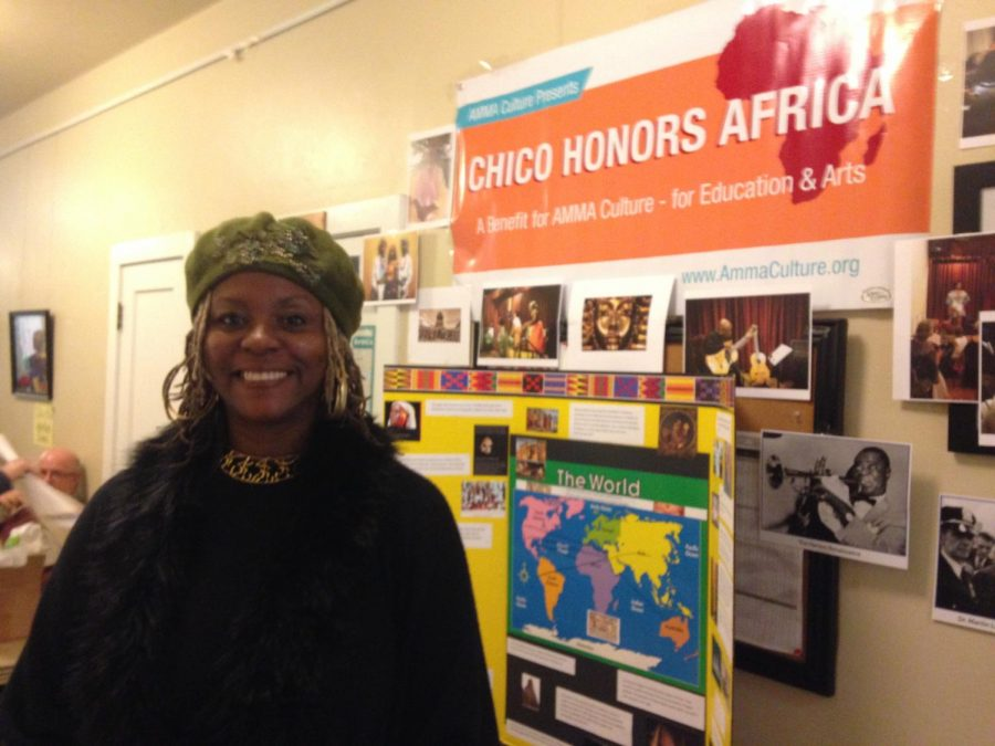 Anencia Johnson is a born Chico Native who has been going to school in Chico since she was a child. She has a degree from CSU Chico. Photo credit: Julian Mendoza