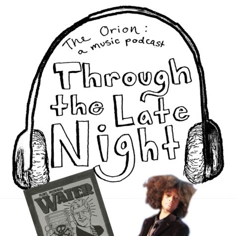 Through the Late Night podcast: Jaden Smith provides clean water for Flint, Michigan