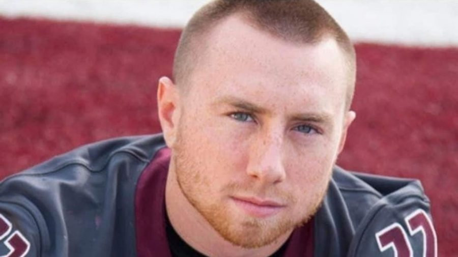Anthony Mahr was found dead nine days after being reported missing. Image provided by Chico State University Communications.