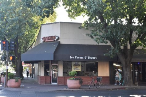 The Coldstone location in Chico is now closed and a new company will arrive in September. Photo credit: Hana Beaty