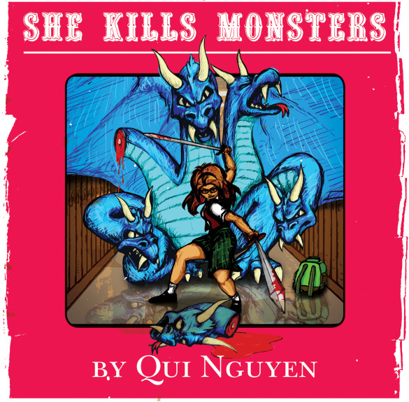 'She Kills Monsters' is a dark comedy must-see