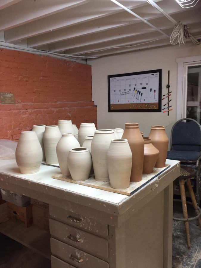 Kathy Jackson's project helps families who lost family members due to the Camp Fire by gifting them urns. Photo credit: Kathy Jackson
